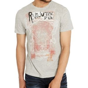 Buffalo David Bitton Mens S Revolution T-Shirt NEW